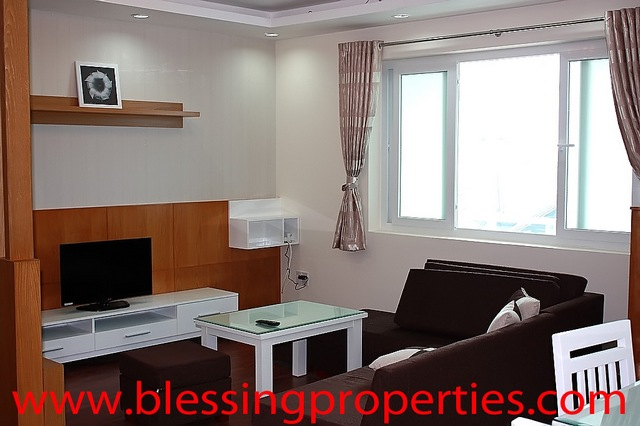 Brand new serviced apartment For Lease in Thao Dien area