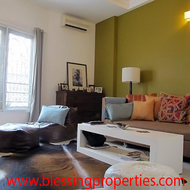 Modern House For Lease in DIstrict 01, Hochiminh city