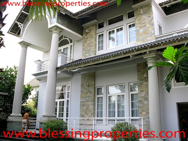 Villa H678 - Villa For Lease In Hochiminh City
