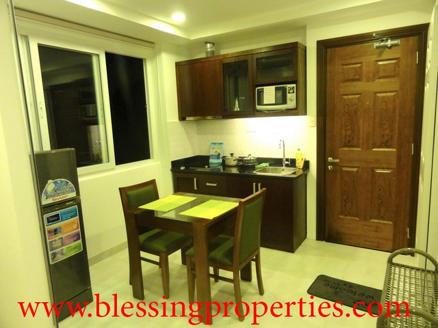 Newly Built Serviced Apartment in district 01