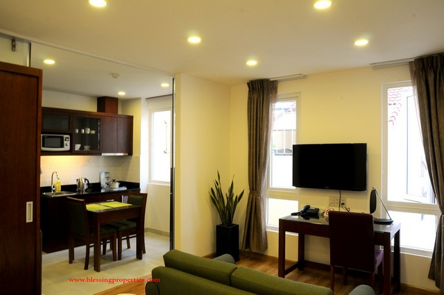 Brand New Serviced Apartment in district 01