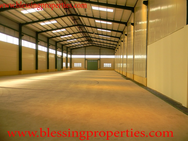 New Factory For Rent Inside Industrial Park
