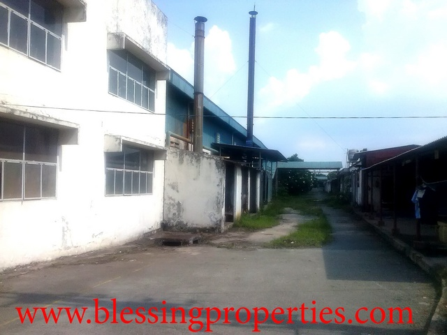 Huge Garment Factory For Sale In Hochiminh City - Factory For Sale