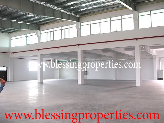 Brand New Factory For Rent Inside Industrial Park In Binh Duong