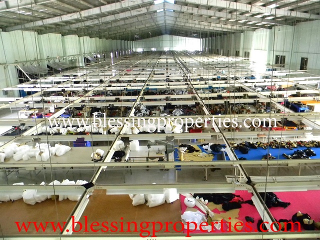 Large Garment Factory For Lease inside Industrial Park
