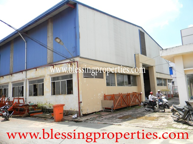 Factory For Rent Inside Industrial Park in Hochiminh City