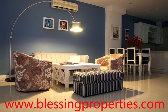 Brand New Serviced Apartment For Lease in District 03
