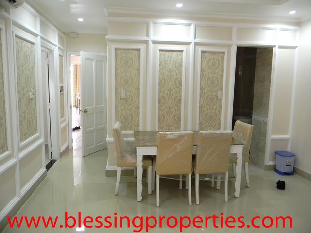 Brand New Serviced Apartment For Lease in District 03 Near Diamond Plaza