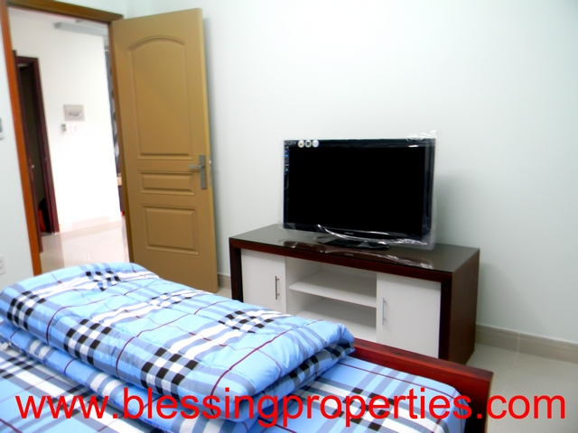 Serviced apartment 657 - apartment for rent in dist 1, HCM city