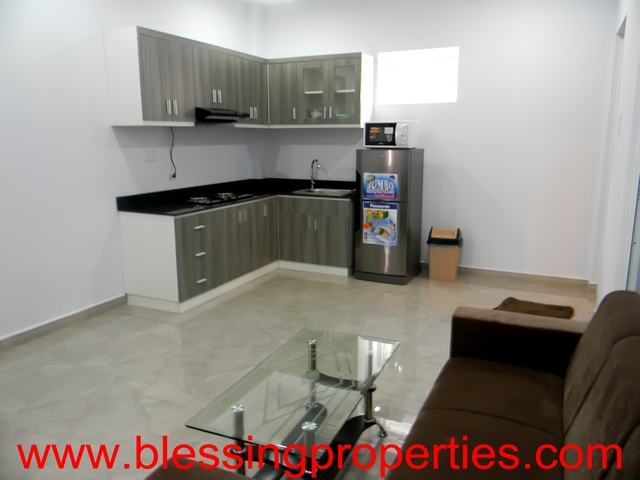 Hong Anh TB serviced apartment in Tan Binh dist, HCM city