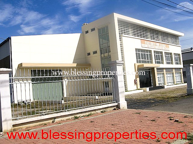 Brand New Factory For Rent Inside Industrial Park in Hochiminh