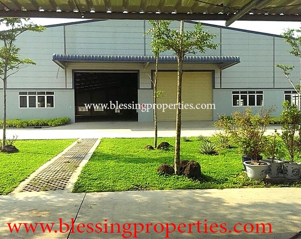 Brand New Factory For Rent Inside Industrial Park