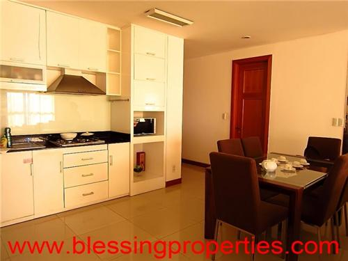 Apartment CH652 - apartment for rent in Binh Thanh dist, HCM city