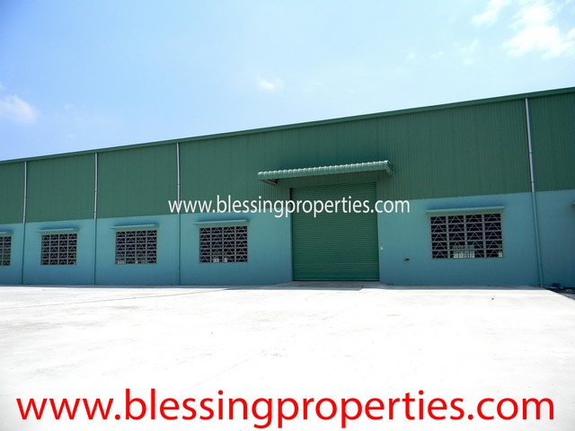 Brand New Factory For Rent In Long An Province