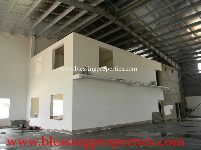 Brand New Factory For Sale inside Industrial Park in Binh Duong Province