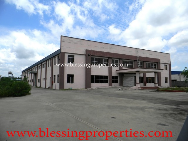 Warehouse For Lease inside Industrial Park Near Hochiminh City
