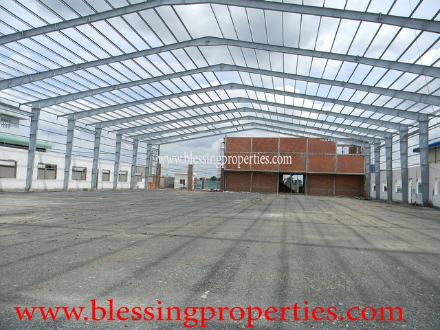 Huge Factory For Rent inside Industrial Park in Binh Duong