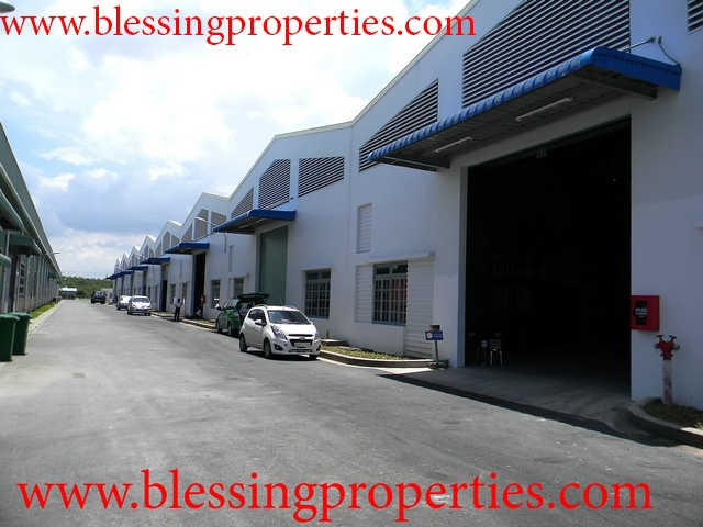 Brandnew Warehouse Project For Lease inside Industrial park