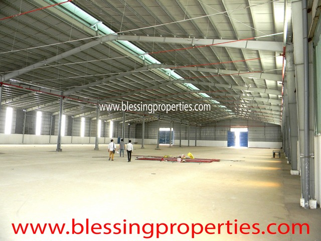 Warehouse For Lease in Binh Duong - Factories For Rent in Vietnam
