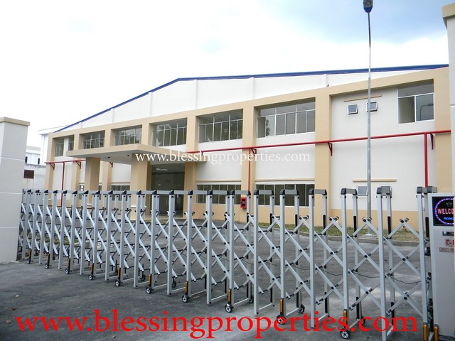 Brand New Factory inside Industrial Park For Lease
