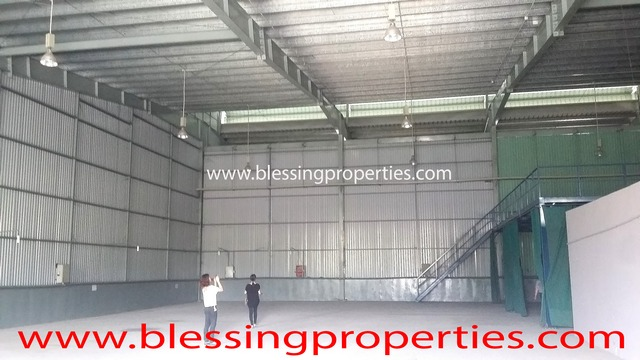 Small Size Factory For Rent inside Industrial Park in Dong Nai