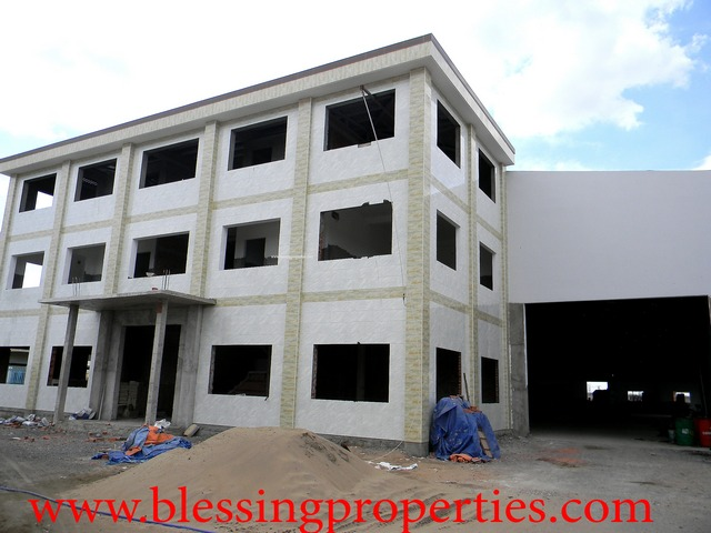 Brand new factory for rent inside industrial park in Ba Ria Province