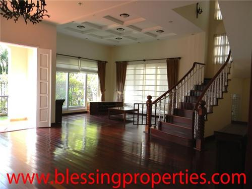 Villa P679 - Villas For Lease In Thao Dien An Phu Area, District 02