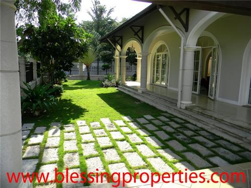 Villa P678 - Villas For Rent in Thao Dien An Phu area, district 02