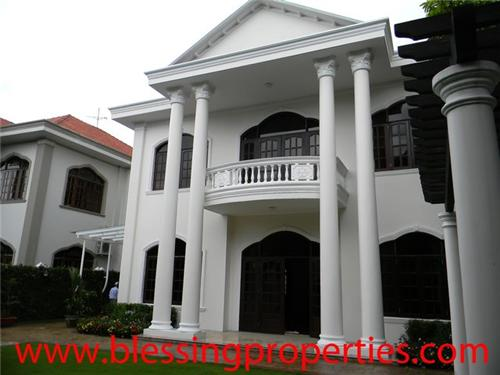 Villa P673 - Villas For Lease in Thao Dien, DIstrict 02, HCM city