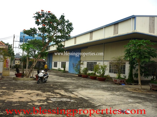 Wooden Factory For Lease in Binh Duong