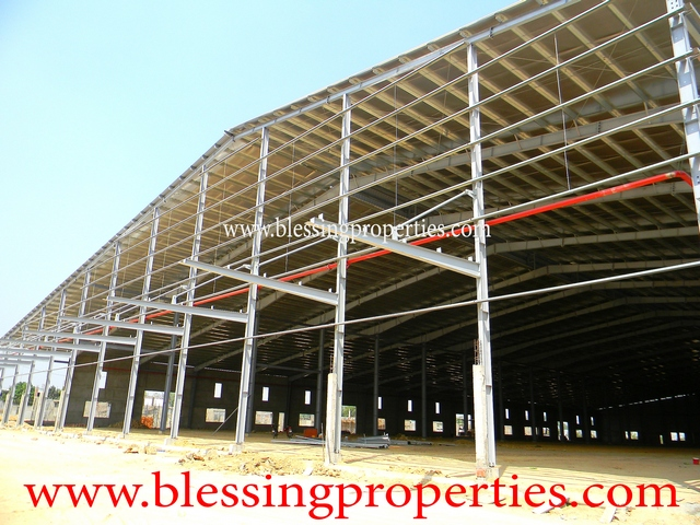 Brand New Border Warehouse For Lease in Di An area in Binh Duong province