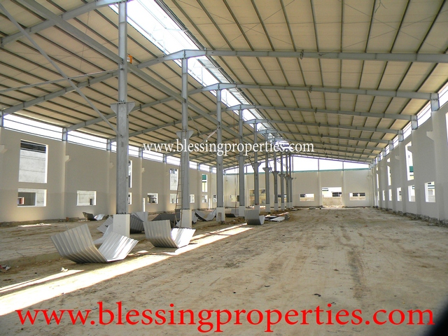 Built To Suit Factory Project For Lease inside Nhon Trach Industrial Park