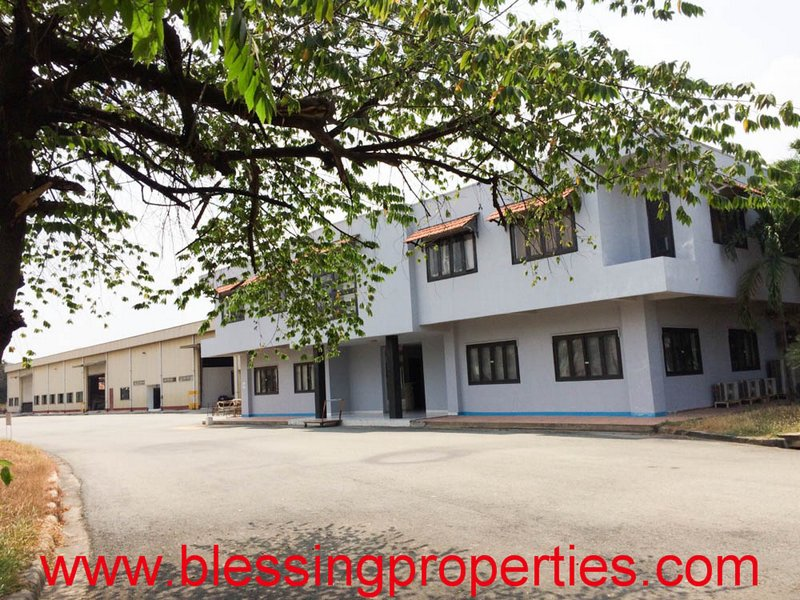 Huge Wooden Furniture Processing Factory For Sale Inside Industrial Park