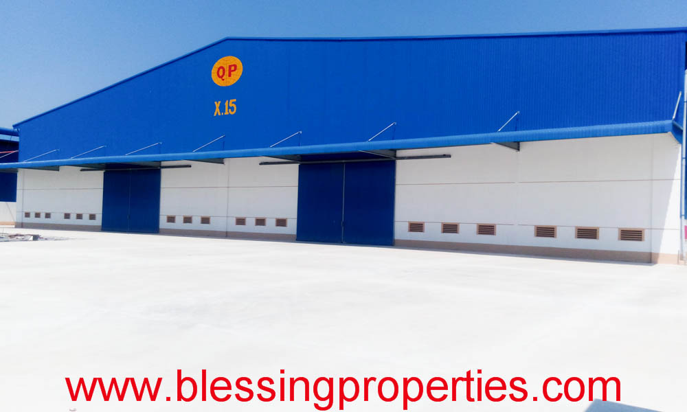 Brand New Factory inside Industrial Park For Lease in Binh Duong Province