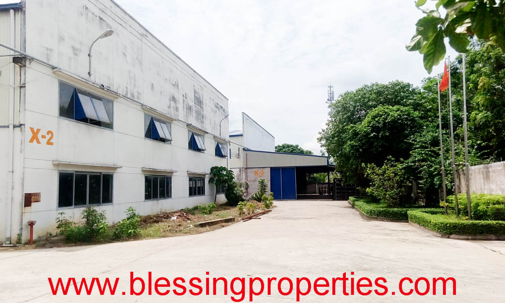 Wooden Furniture Processing Factory For Lease in Dong Nai Province