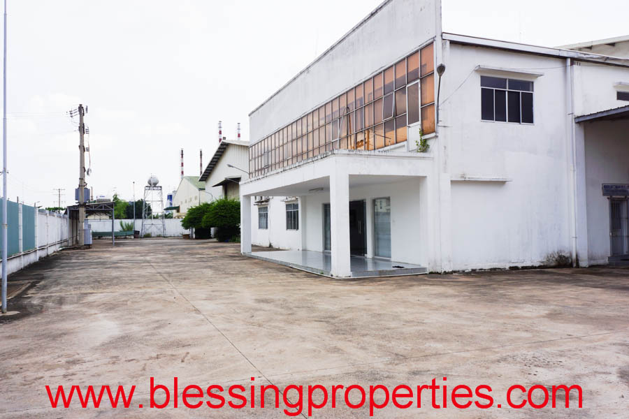 Factory For Lease Inside Industrial Park in Binh Duong Province