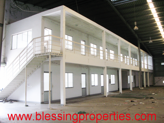 Factory For Lease inside Industrial Park in Vietnam