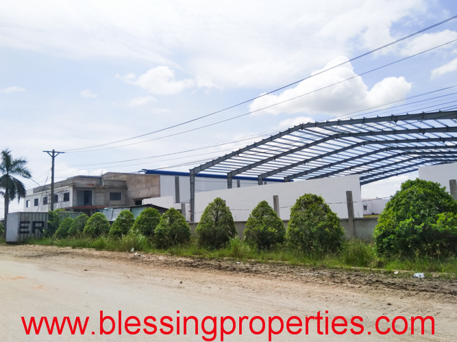 Brand New Factory For Sales inside industrial Park in Vietnam
