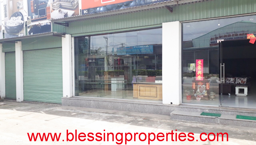 Showroom Furniture For Lease In Binh Duong Province