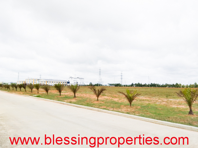 46.650m2 Industrial Land For Sale Inside Industrial Park in Binh Duong province