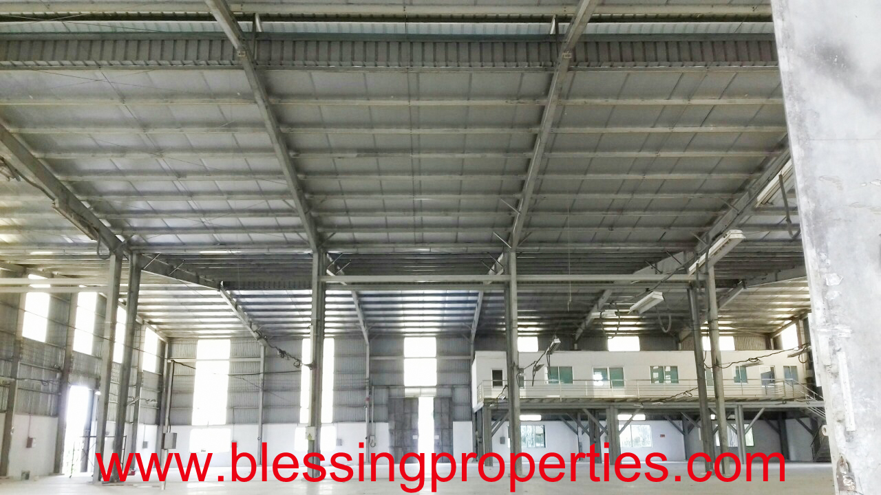 Factory For Sale inside Industrial Park in Vietnam