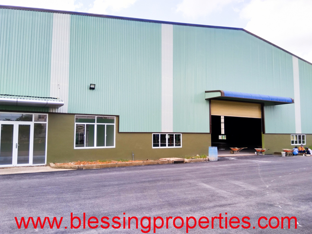 Brand New Factory For Sale inside industrial Park in Vietnam