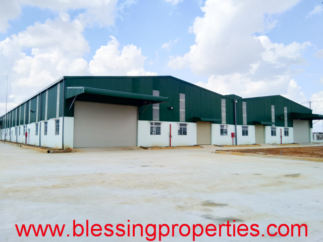 Brand New Factory For Sale/Lease inside industrial Park in Vietnam