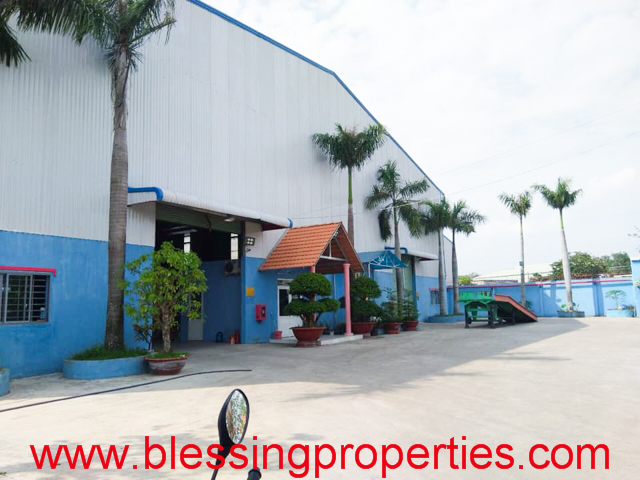 Brand New Factory For Lease/Sales Outside industrial Park in Vietnam