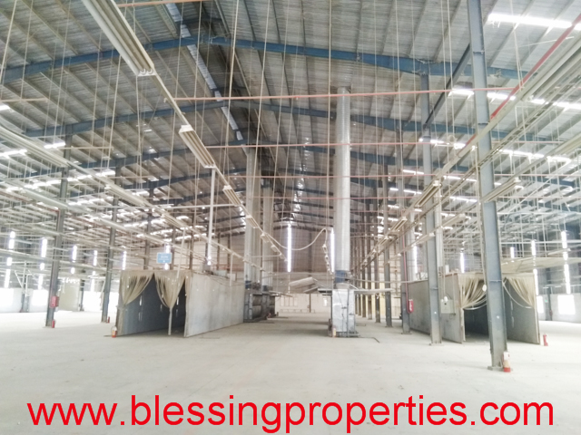 Wooden Furniture Processing Factory For Sale