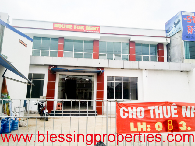 Showroom For Lease on Main Road in Binh Duong Province