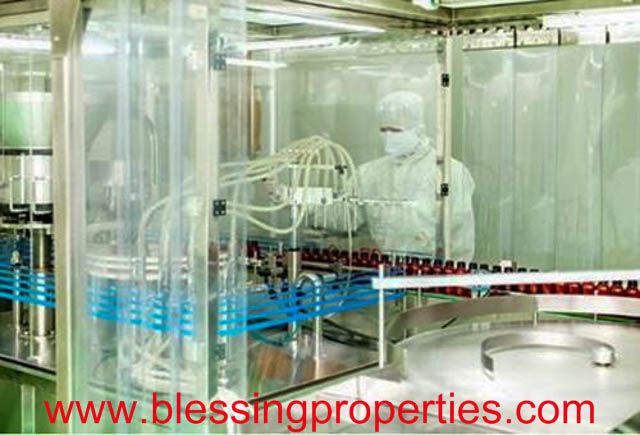 Running Pharmaceutical Processing Factory For Sale in Vietnam