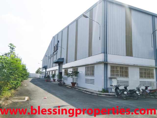 Electrict Decotive Light Processing Factory For Lease