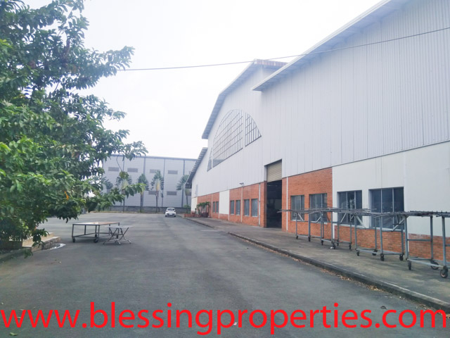 Factory For Sales Inside Industrial Park in Vietnam